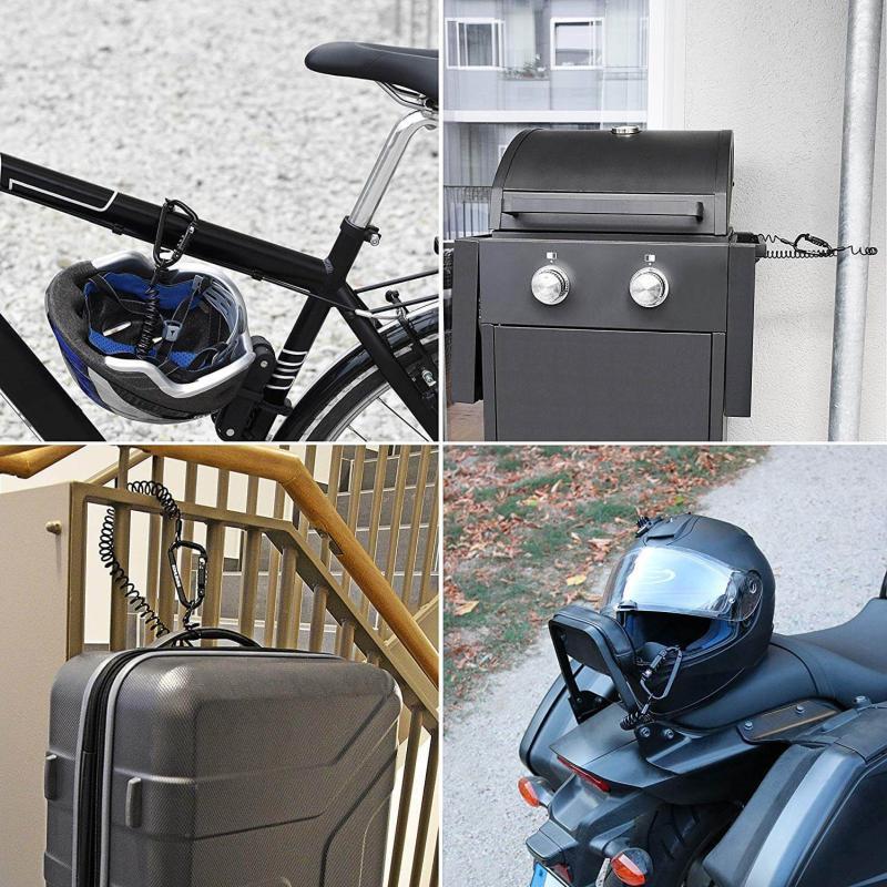 helmet lok locking options
