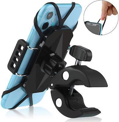 weak cell phone holder not suitable for bikes